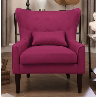 pink club chair tufted quickview pink velvet tufted chair wayfair