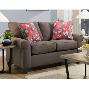 Bloomington Loveseat by Simmons Upholstery by Darby Home Co