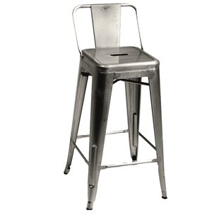 Borough Wharf Grey Seat Bar Stools