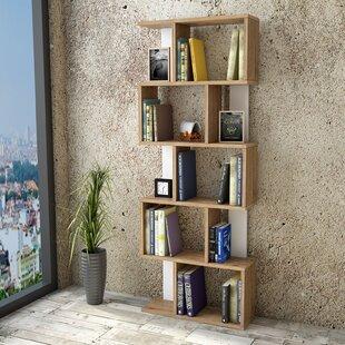 Akshata Bookcase By 17 Stories