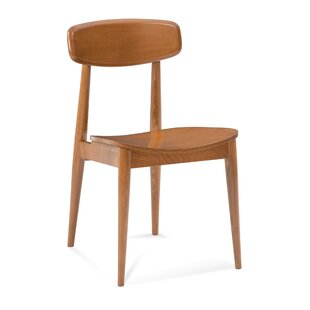Czapla Solid Wood Dining Chair by Corrigan Studio