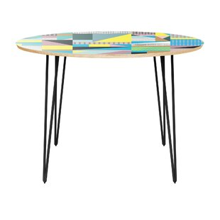 Wrought Studio Copperfield Dining Table