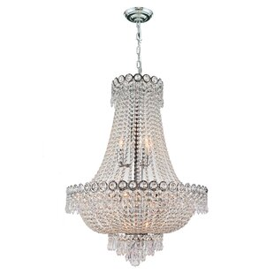 Carson 12-Light Chandelier by House of Hampton