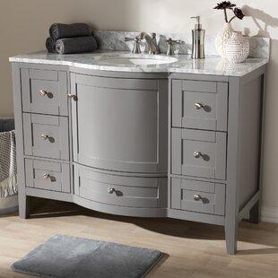 Capuano 48 Single Bathroom Vanity By Charlton Home