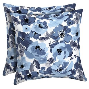 Esparza Outdoor Throw Pillow (Set of 2)