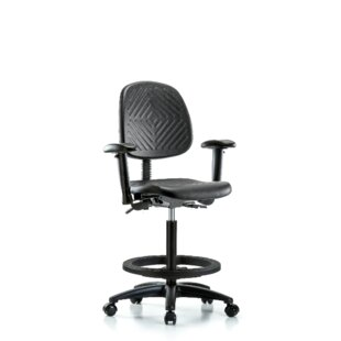 Symple Stuff Constance High BenchOffice Chair