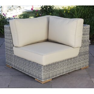 Corsica Corner Chair with Cushions