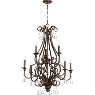 Astoria Grand Serpa 9-Light Chandelier