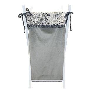 Harriet Bee Paisley Laundry Hamper