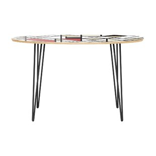 Cletus Dining Table by Wrought Studio Wonderful