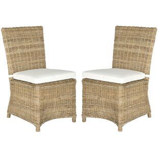 Fall Side Chair (Set of 2) Highland Dunes