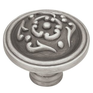 French Romantics Mushroom Knob by Liberty Hardware