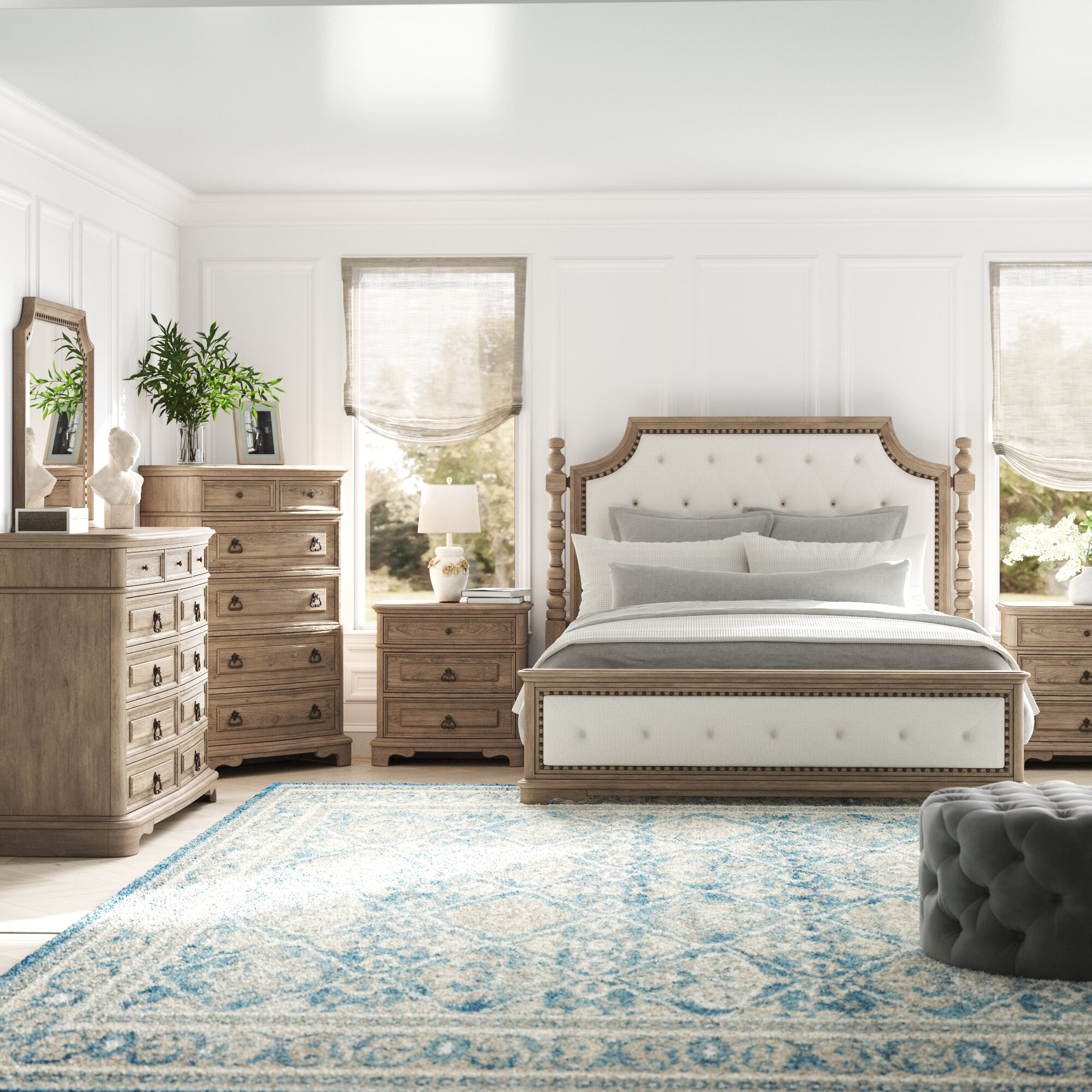 French Country Bedroom Sets Furniture Free Shipping Over 35 Wayfair