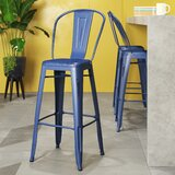 Cecilia 30'' Bar Stool by Williston Forge