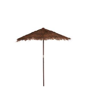 Quinn 2.5m Beach Parasol By Bay Isle Home