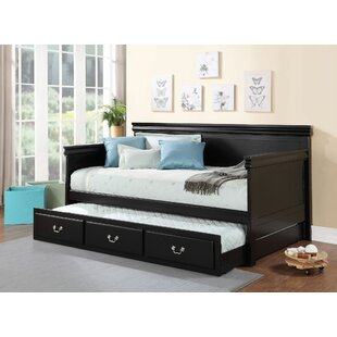 Best Price Debellis Twin Daybed with Trundle by Red Barrel Studio Reviews (2019) & Buyer's Guide