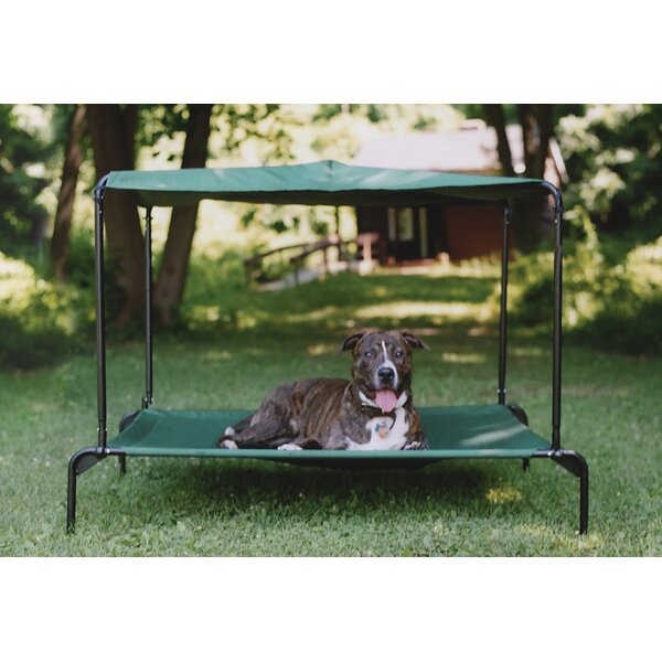 Kittywalk Systems Puppywalk Indoor/Outdoor Ultra Breezy Dog Bed with ...