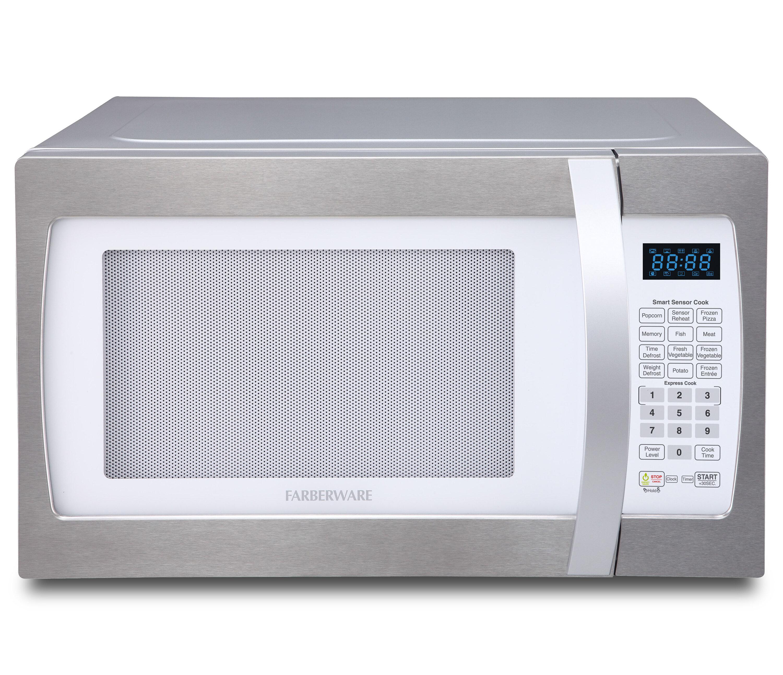1 3 Cu Ft 1100 Watt Microwave Oven