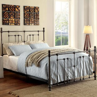 Gracie Oaks Abigale Contemporary Four Poster Bed