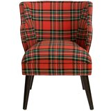Tobar Wingback Chair by Darby Home Co
