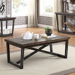 Clarkson Coffee Table by Gracie Oaks