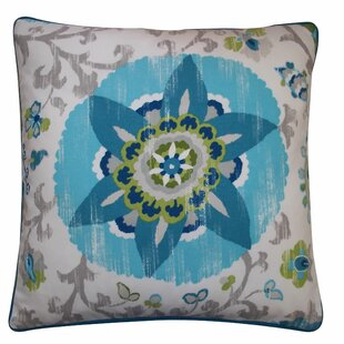 Petals Outdoor Throw Pillow by Jiti
