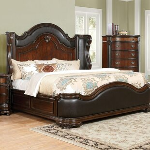 Murtagh Upholstered Panel Bed