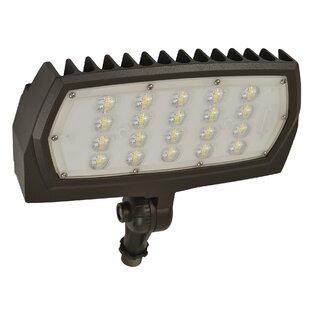 Nuvo Lighting 28-Watt Outdoor Security Fl..