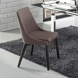 Creek Side Chair in Linen - Dark Gray Casabianca Furniture