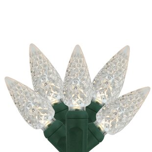 Northlight Seasonal C6 Faceted Commercial Grade Christmas Light (Pack of 35)