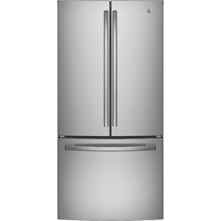 18.6 cu. ft. Energy Star® French Door Refrigerator by GE Appliances