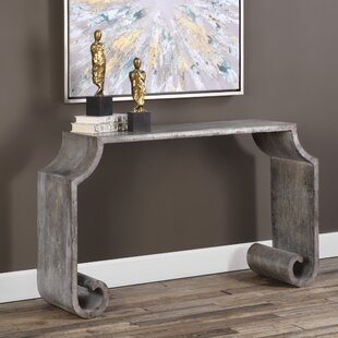 Kyla Console Table by 17 Stories