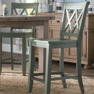 25.63 Bar Stool (Set of 2) Laurel Foundry Modern Farmhouse