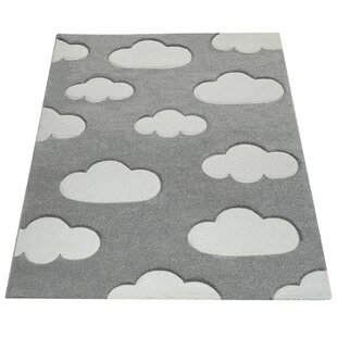 McConnell Shaggy Grey Rug By Isabelle & Max
