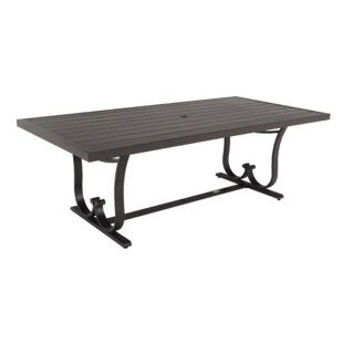 Columbia Aluminum Dining Table