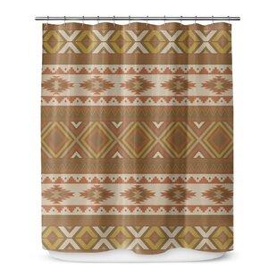 KAVKA DESIGNS Sedona Shower Curtain