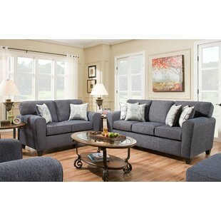 Ascencio Living Room Set (Set of 2) by Alcott Hill