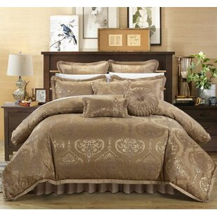 Como 9 Piece Comforter Set by Chic Home