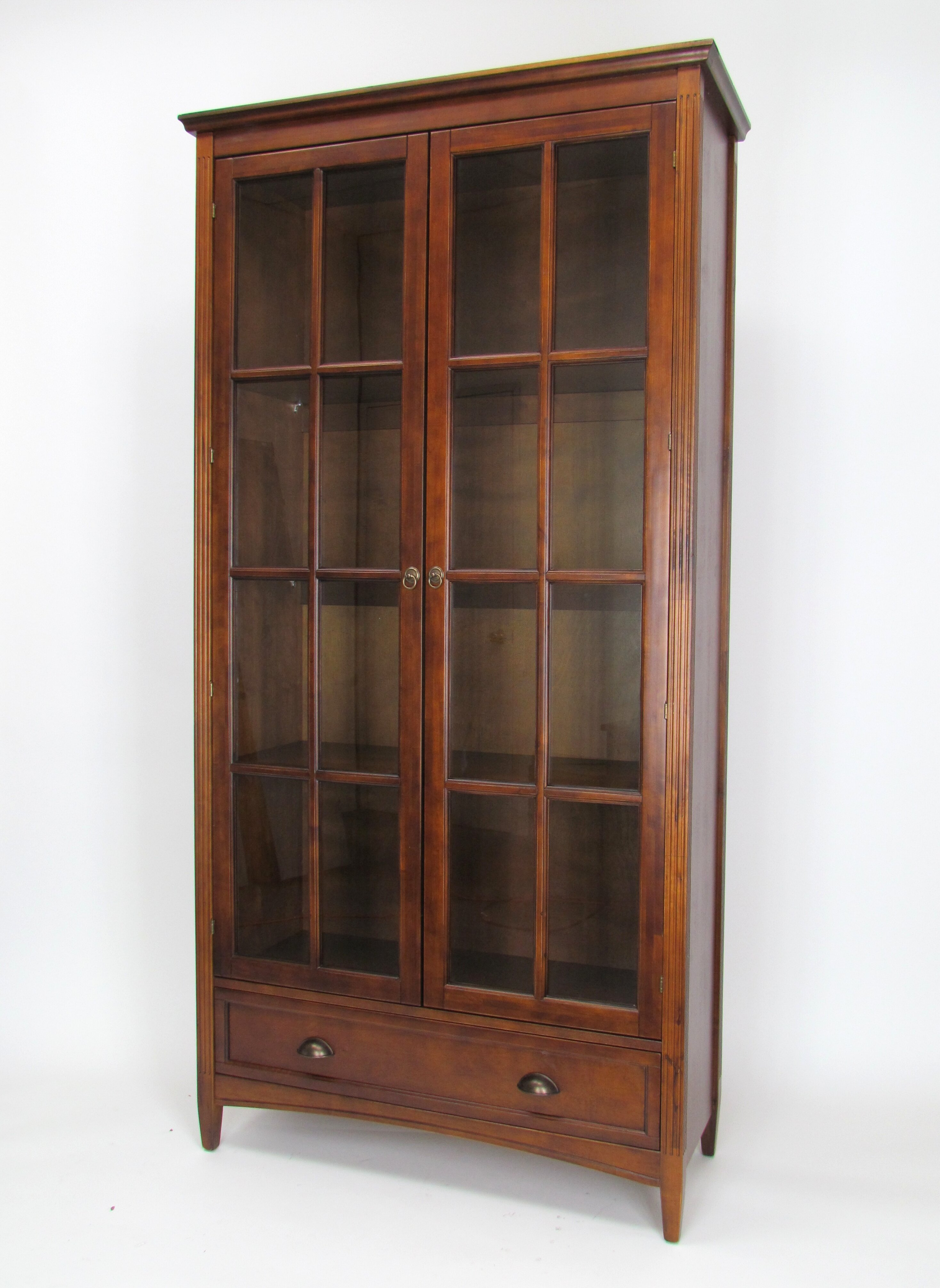 wooden rose narrow bookcases cadmium enclosed door bookcase geometric rugs of small wall elegance glass bulgarian laminated orange barrister shelf full size area solid slidin