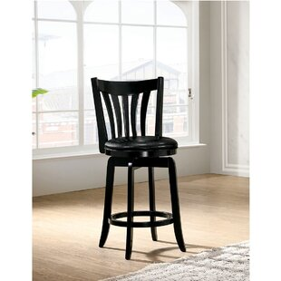 Armiead 26 Swivel Bar Stool by Winston Porter