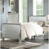 Sophia Sleigh Bed by Grovelane