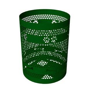 Pollitt Receptacle 32 Gallon Curbside Trash & Recycling Bin By Tucker Murphy Pet