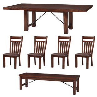Varner 5 Piece Dining Set