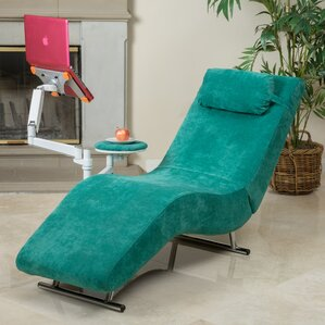 Sophisticate Chaise Lounge by Home Loft Concepts