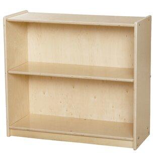 Contender Adjustable Shelf Standard Bookcase by Wood Designs Design