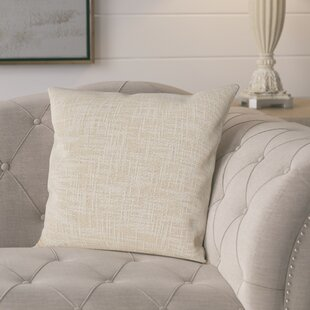 Mirada Woven Metallic Throw Pillow