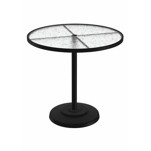 Tropitone Umbrella Bar Table