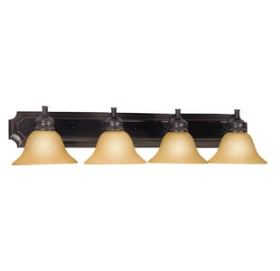 Comparison Bristol 4-Light Vanity Light By Design House