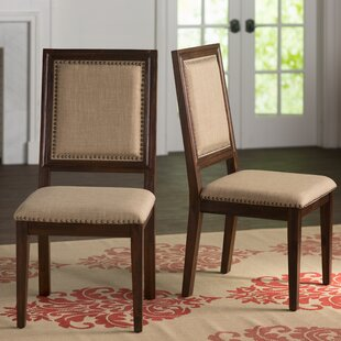 Duquette Side Chair (Set of 2) Gracie Oaks