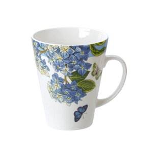Botanic Garden Terrace Coffee Mug (Set of 4)